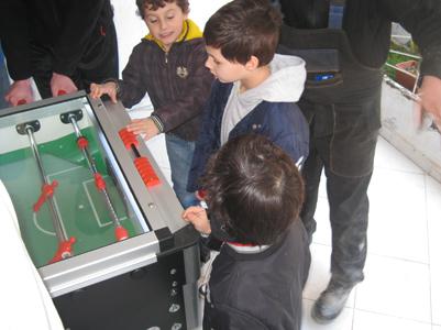 И децата обичат играта на джага