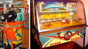 elecktroMechSky arcade